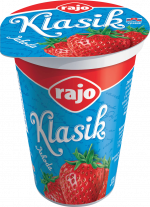 KLASIK YOGHURT STRAWBERRY 375G