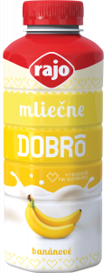 Milk drink Dobrô BANANA