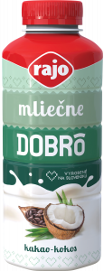 Milk drink Dobrô Cocoa-Coconut