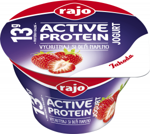 ACTIVE PROTEIN YOGHURT STRAWBERRY