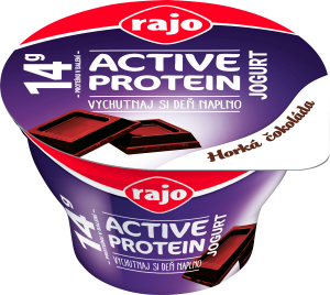 ACTIVE PROTEIN YOGHURT CHOCOLATE