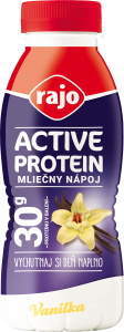 ACTIVE PROTEIN MILK DRINK VANILLA