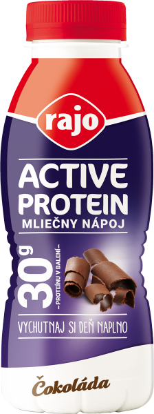 ACTIVE PROTEIN MILK DRINK CHOCOLATE