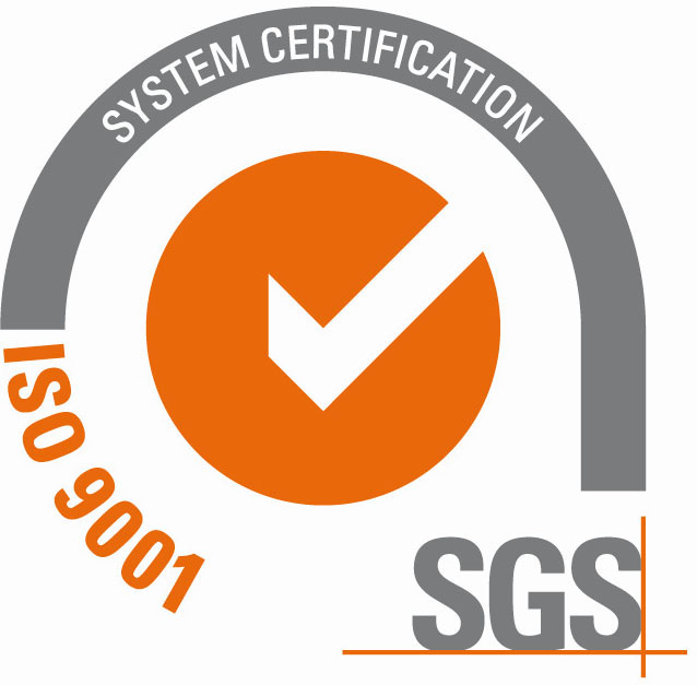 Certification according to ISO 9 000 series standards